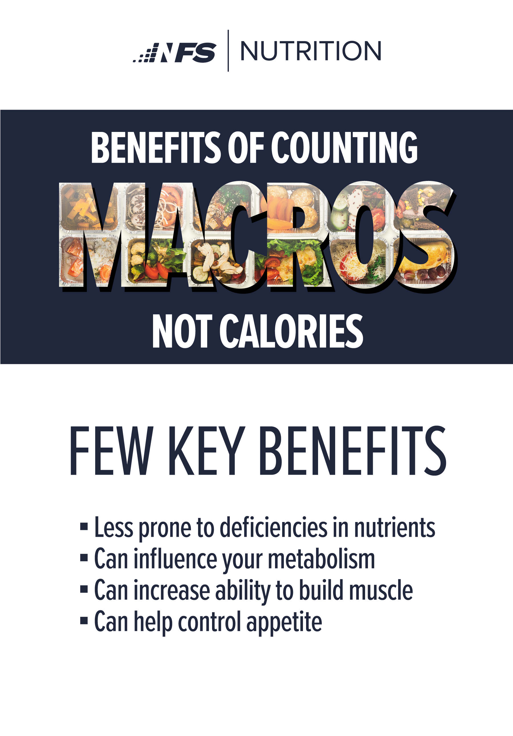 Benefits of Counting Macros