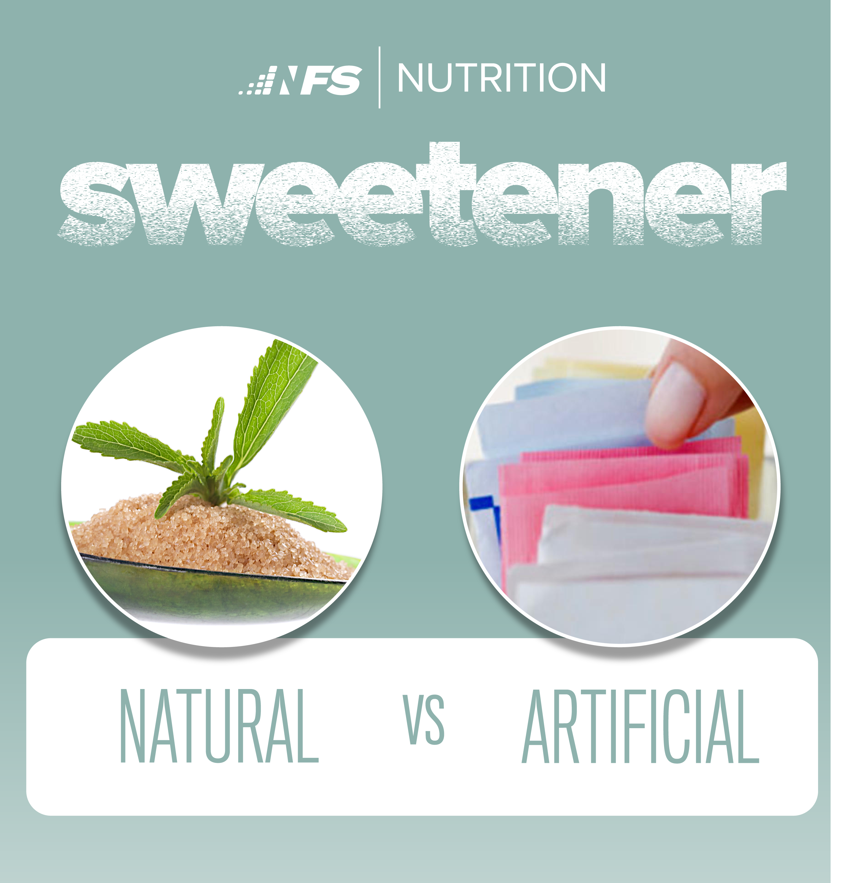 Natural Vs. Artificial Sweetener