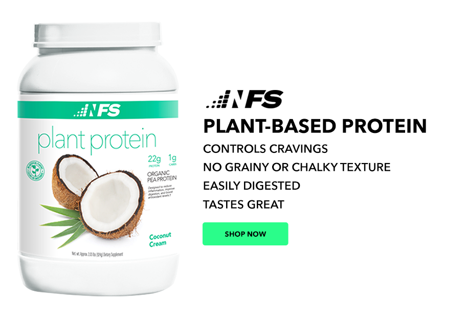 NFS Plant-Based Protein