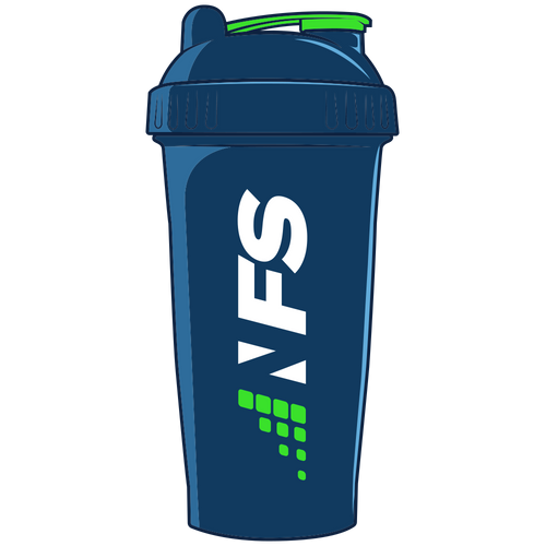 NF Sports Shaker Bottle