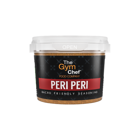 The Gym Chef Peri Peri Macro Friendly Seasoning