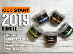 New Year Resolution Kick Start Bundle