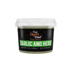 Garlic and Herb Seasoning