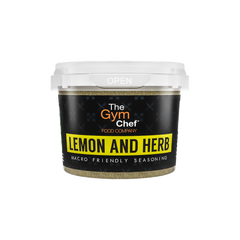 Lemon and Herb Seasoning