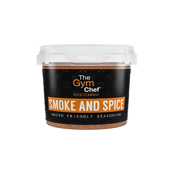 The Gym Chef Smoke and Spice Macro Friendly Seasoning