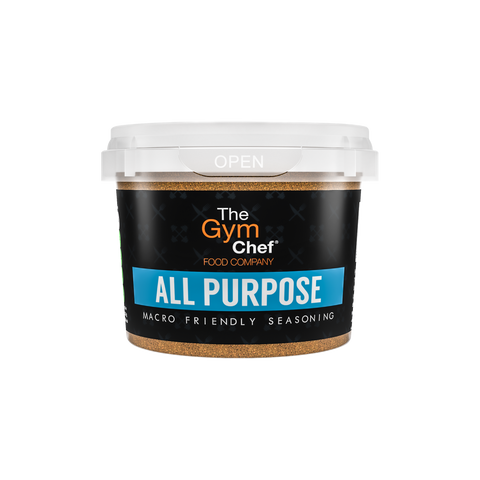 The Gym Chef All Purpose Macro Friendly Seasoning