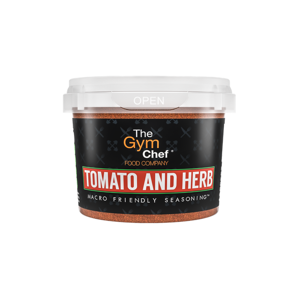 The Gym Chef Tomato and Herb Macro Friendly Seasoning