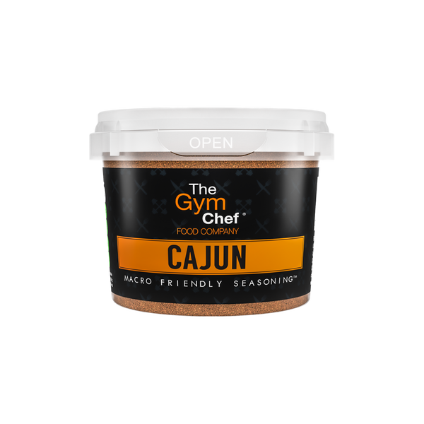 The Gym Chef Cajun Macro Friendly Seasoning