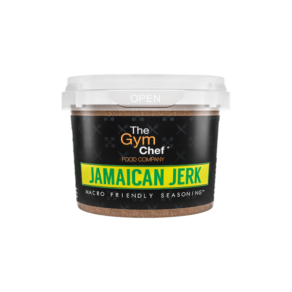 The Gym Chef Jamaican Jerk Macro Friendly Seasoning