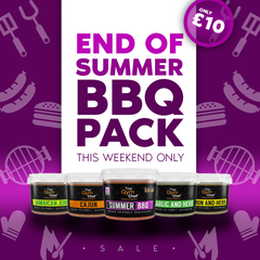 End of Summer BBQ Pack - Offer ended
