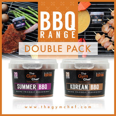 BBQ Bundle: Korean BBQ & Summer BBQ (Limited Edition)