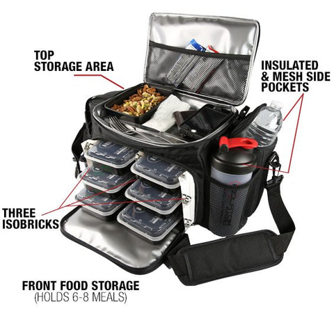Extreme Nutrition 6 Meal Management System (+FREE UK Delivery)
