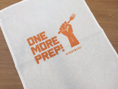 TheGymChef Branded Tea Towel