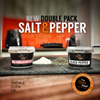 Bundle: Pink Himalayan Salt and Cracked Black Pepper