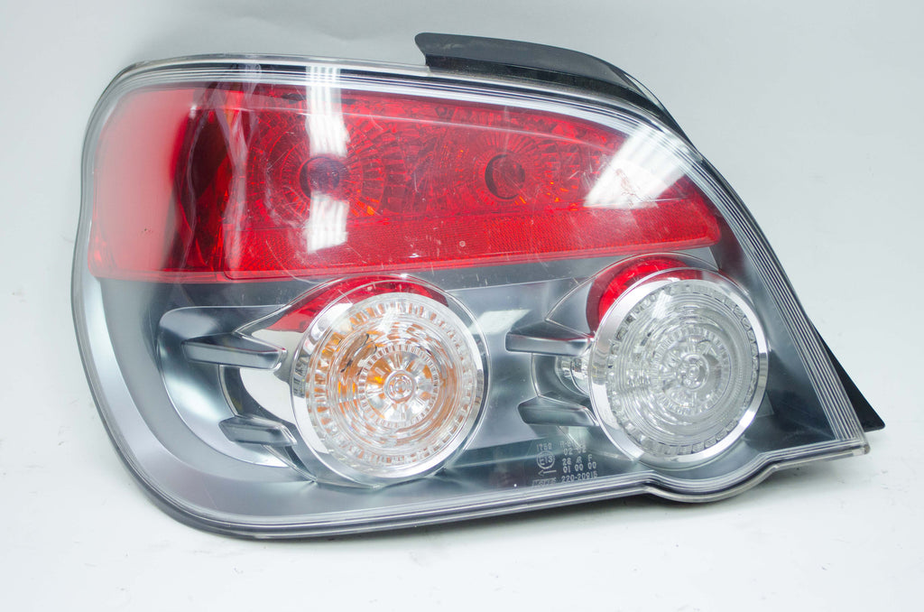 Tail Lights  Sedan - 2006-2007 Subaru Impreza WRX STi Version 9 Hawkeye