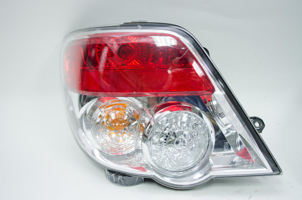 Tail Lights Wagon - 2006-2007 Subaru Impreza WRX STi Version 9 Hawkeye