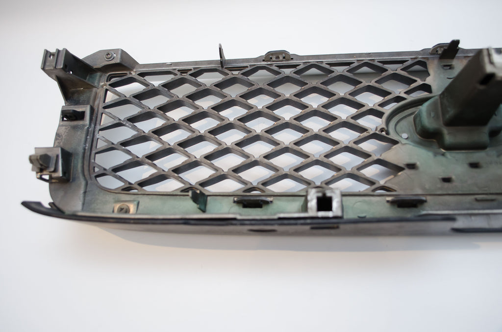Front Grill Subaru Forester STI SG5 SG9 2003 2004 2005 JDM Front Grill + Headlight extensions