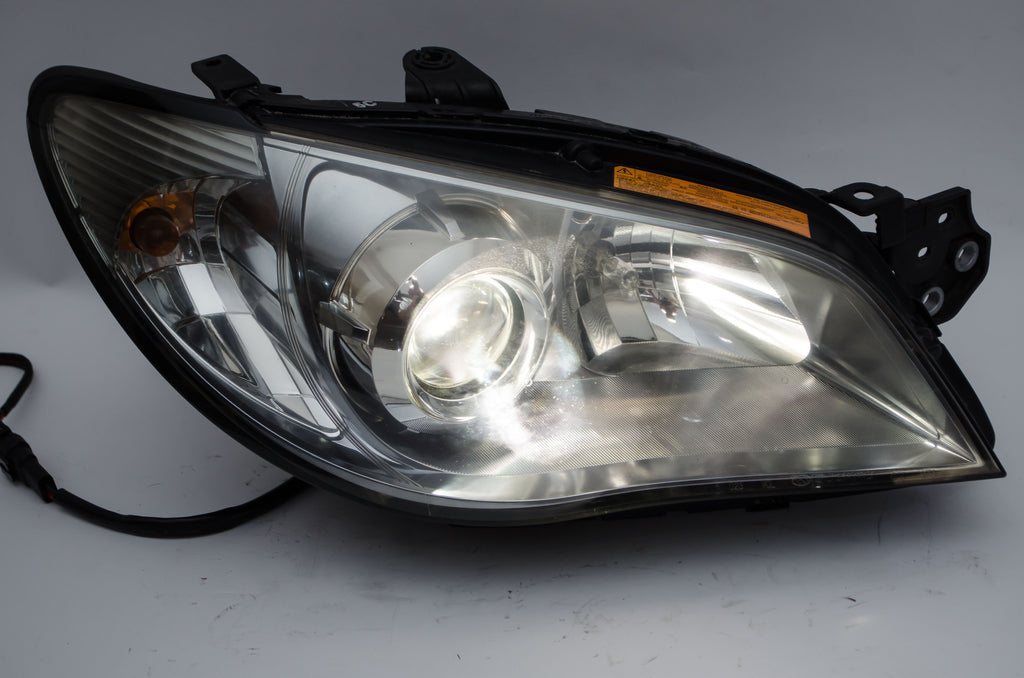 Head Lights - 2006 - 2007 Subaru Impreza WRX STi Version 9 Hawkeye