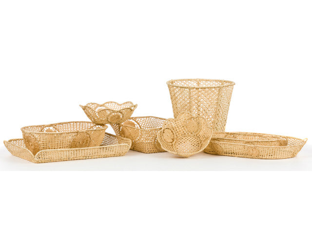 Raffia Basket Collection