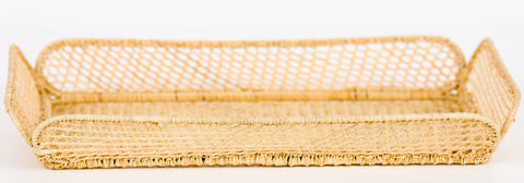 Raffia Rectangle - Large