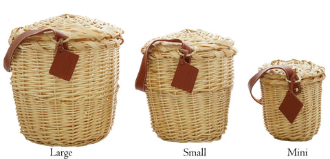 Mini Birkin Baskets