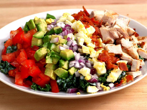 Cobb salad          Please call from Options and Prices  24hrs suggested but we will try to accommodate on short notice