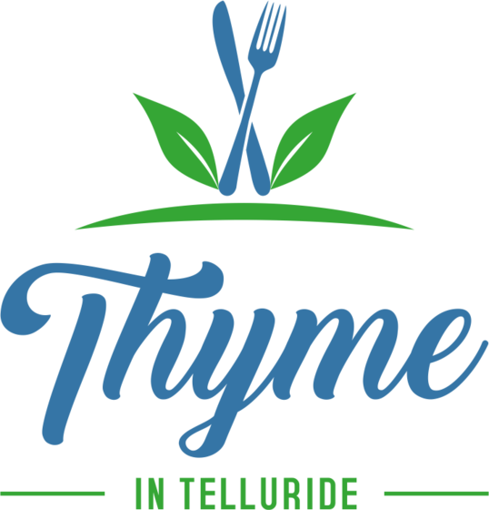Thyme in Telluride