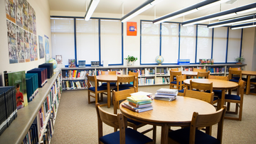 Celebrate The Heart Of Your School During School Library Month