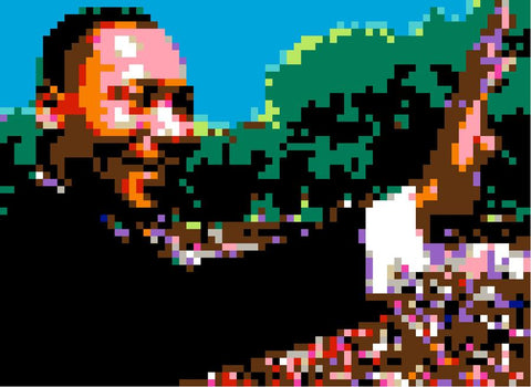 Martin Luther King Jr. Puzzle