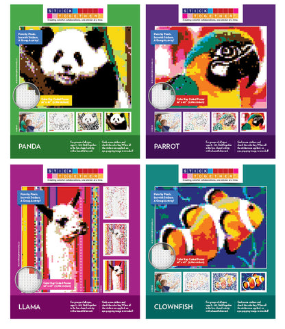 Animal Collection Bundle (Set of 4 kits)