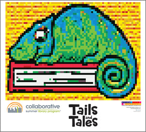 CSLP Tails and Tales - Chameleon