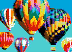 HOT AIR BALLOONS - ON SALE