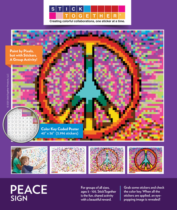 PEACE SIGN- ON SALE!