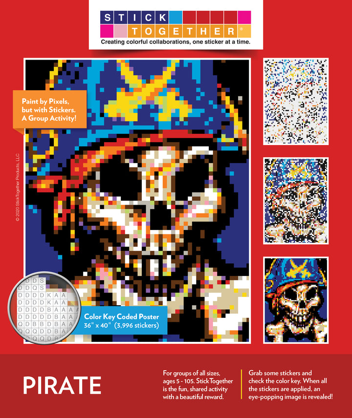 PIRATE ON SALE!