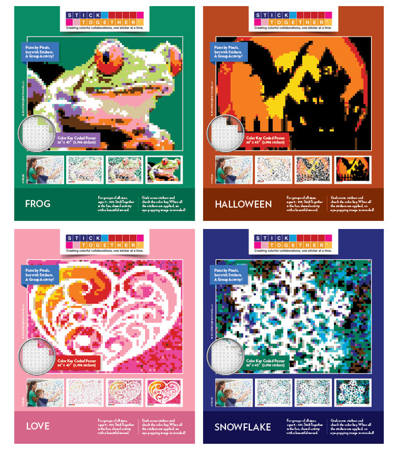 Seasonal Collection Bundle (Set of 4 kits)