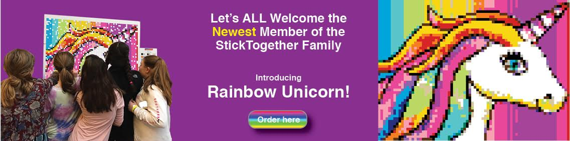 NEW RAINBOW UNICORN POSTER!