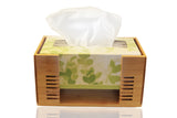 One Size Fits All Tissue Box Cover for Kleenex, Preference, Envision, Angelsoft & more