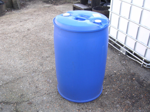 210 LTR BUNG TYPE PLASTIC BARREL