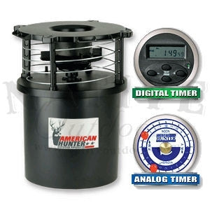 AMERICAN HUNTER 6V FEEDER