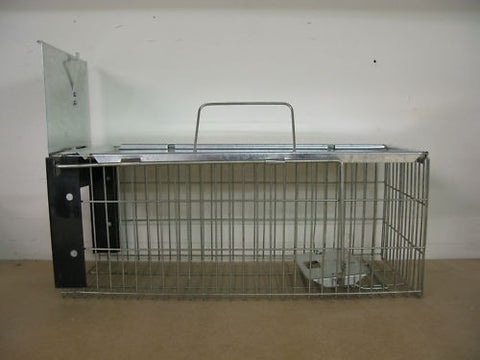 GALVANISED SQUIRREL TRAP