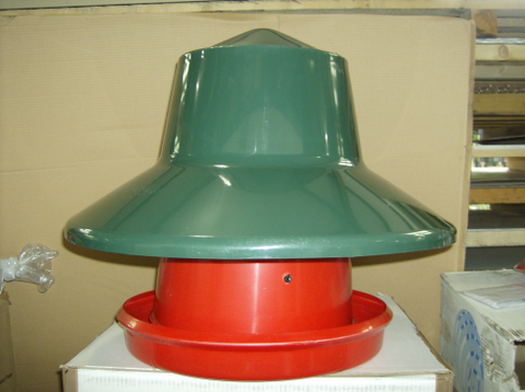 KING FEEDER WITH RAIN HAT
