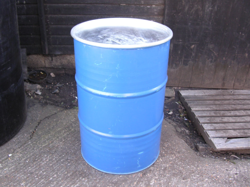 Lids For 210 Ltr Metal Drums Game Feeding Equipment