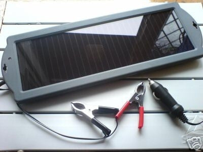 SOLAR PANEL FOR 12 VOLT BATTERIES