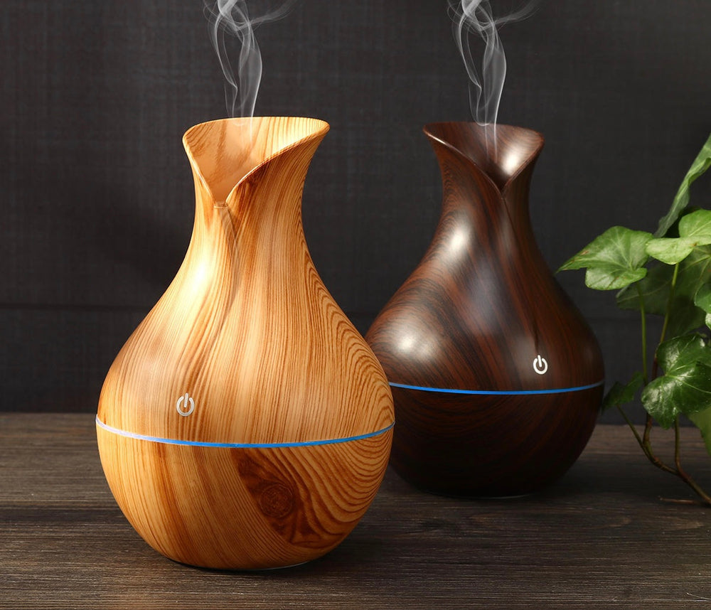 DIFFUSER - FAUX WOOD - LIGHT