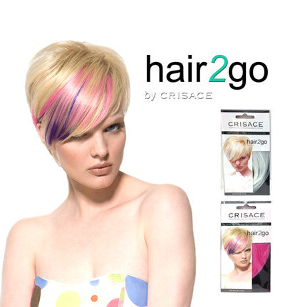 CRISACE HAIR 2 GO - GOLD BLONDE