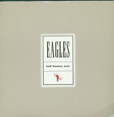 Eagles Hell Freezes Over Laser Disc