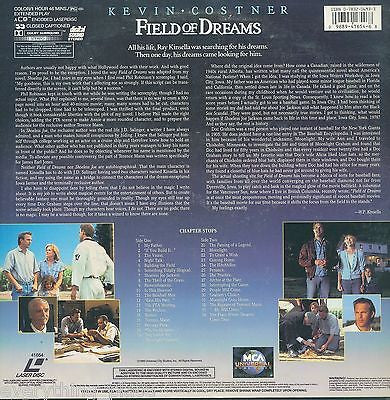 Field of Dreams  Laserdisc Movie