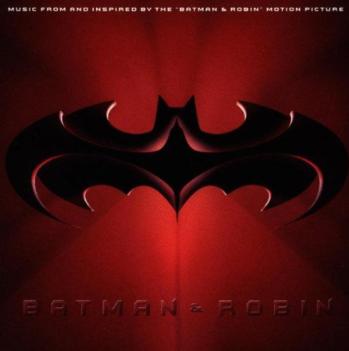 Batman & Robin: Music From And Inspired By The 'Batman & Robin' Motion Picture CD