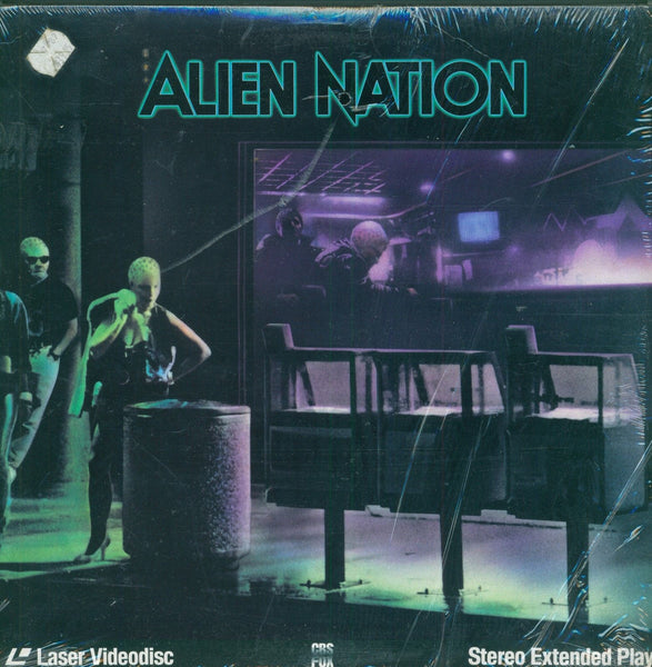 Alien Nation Laserdisc Movie