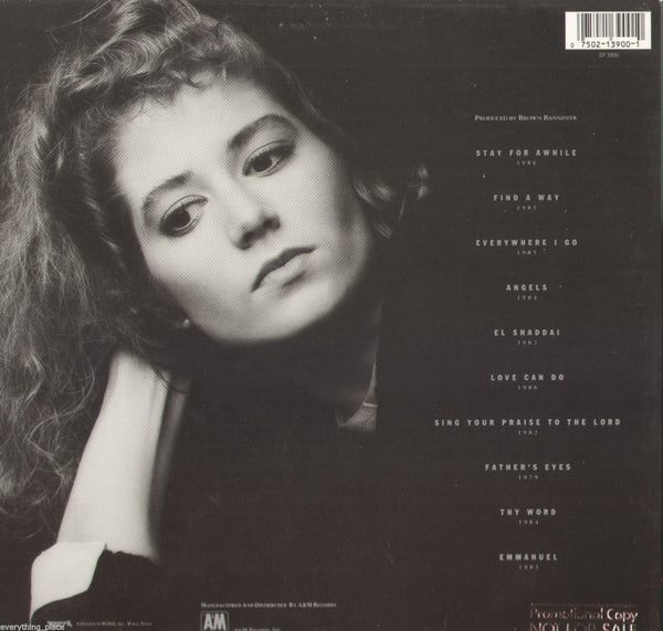 Amy Grant The Collection Vinyl LP Record Album
